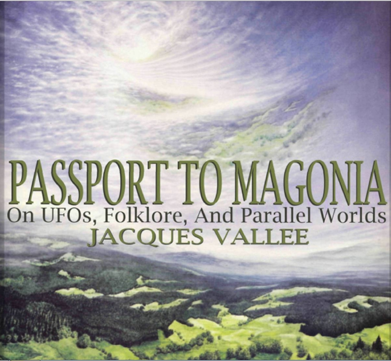 magonia cover