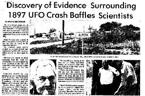 Un articol dintr-un ziar privind incidentul
