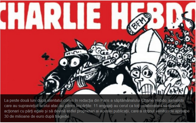 Charlie Hebdo bani