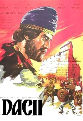 Afişul filmului Dacii (1967)