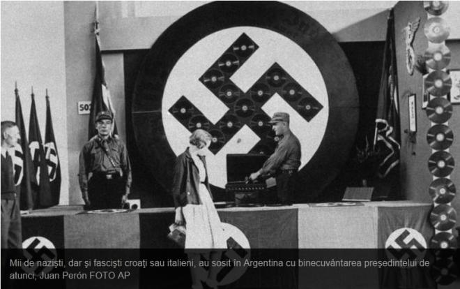 nazist Argentina
