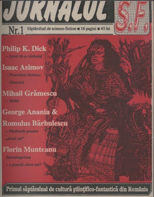 Jurnalul SF - Nr. 1 pp. 1