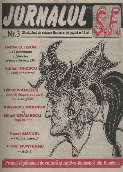 Jurnalul SF - Nr. 3 pp. 1