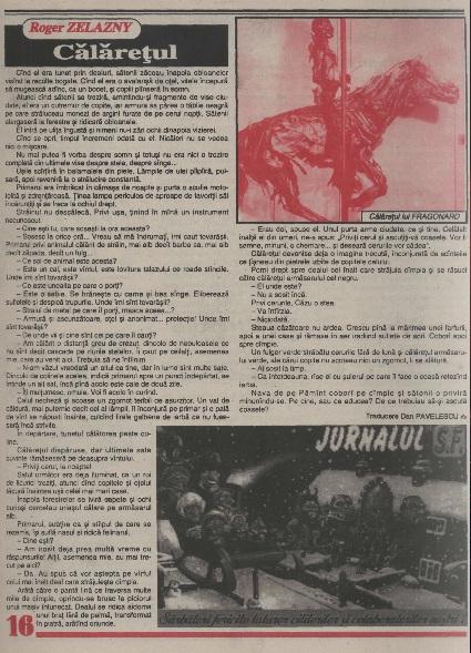 Jurnalul SF - Nr. 3 pp. 3