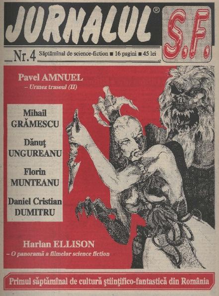 Jurnalul SF - Nr. 4 pp. 1