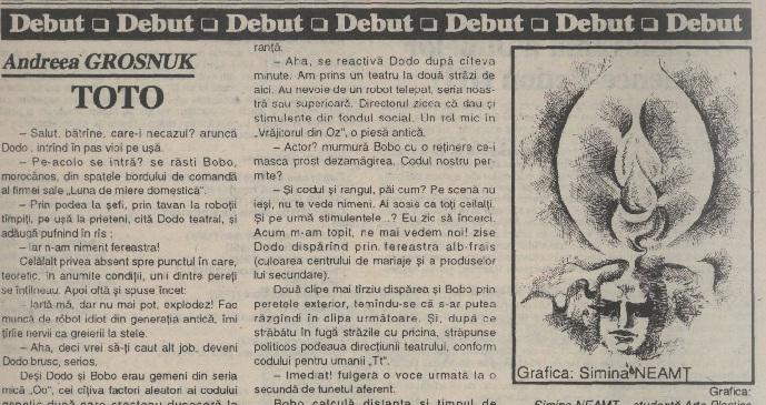 Jurnalul SF - Nr. 4 pp. 4