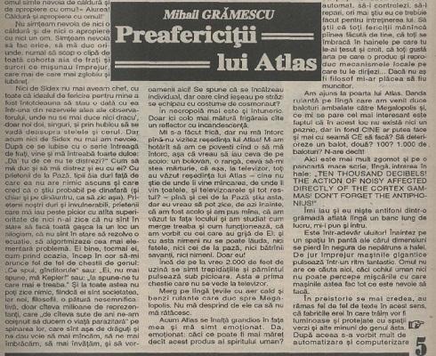 Jurnalul SF - Nr. 4 pp. 5