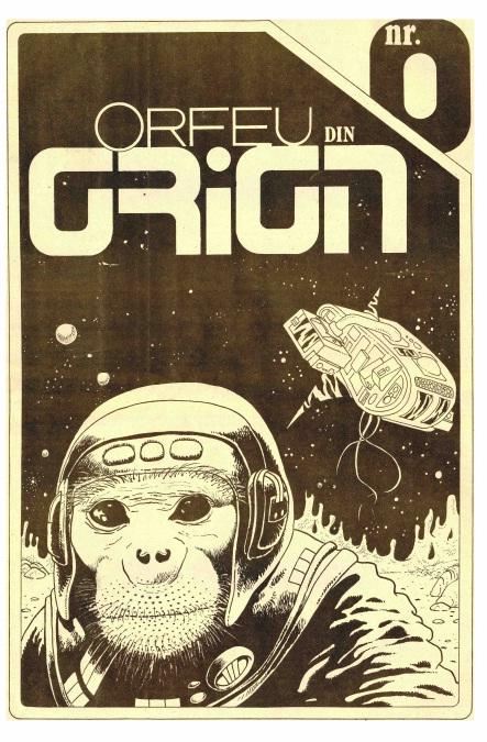 Orfeu din Orion - 0
