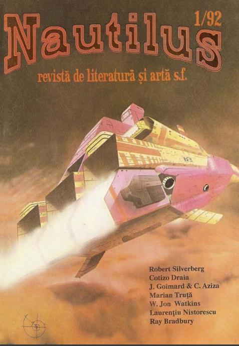 Revista Nautilus 1 92 coperta